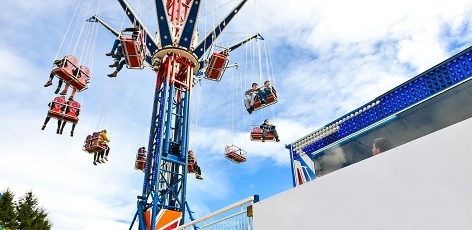 Bring out your adventurous side at Lightwater Valley, Ripon
