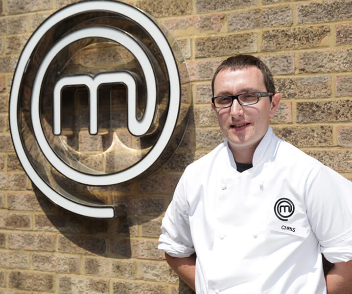 Chris McPhee, 2018 Masterchef contestant and chef at The Freemasons Arms.